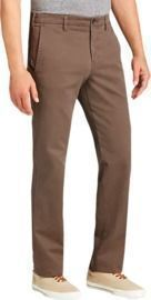 Joseph Abboud Dark Taupe Modern Fit Chinos