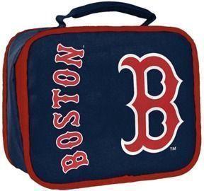 MLB Boston Redsox Insulated Travel Sacked Lunchbox