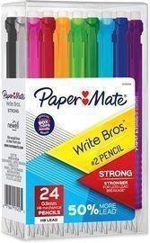 24 Count Paper Mate Mechanical Pencils
