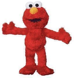 Sesame Street Mini Plush Elmo Doll: 10 Elmo