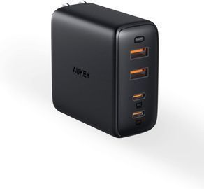 Aukey Omnia 100W 4-Port USB-C PD Wall Charger