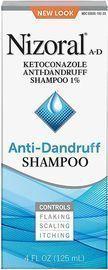 3x 7oz. Nizoral A-D Anti-Dandruff Shampoo