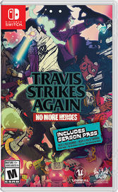 Travis Strikes Again: No More Heroes (Nintendo Switch)