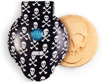 Dash 4 Skull Mini waffle Maker