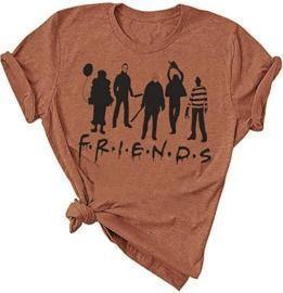 Halloween Friends Shirt