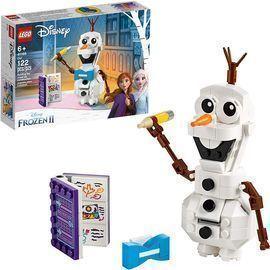 LEGO Disney Frozen II Olaf (122 Pieces)