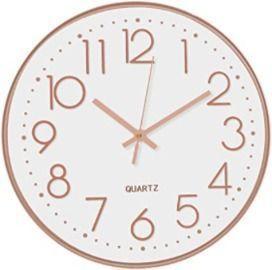 12 Wall Clocks