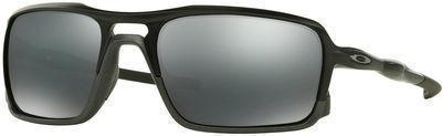 Oakley TRIGGERMAN Sunglasses, Matte Black Frame w/ Black Iridium Lens