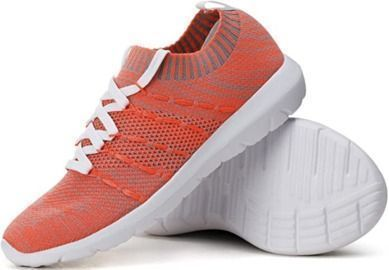 PromArder Walking Shoes Slip On Athletic Running Sneakers