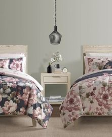 12-Pc. Reversible Comforter Sets (Various Styles)
