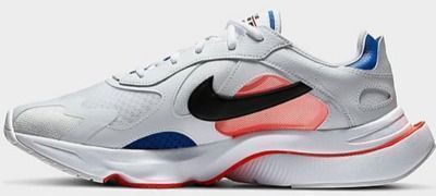 Nike Air Zoom Division Men's Shoes (White/Game Royal)