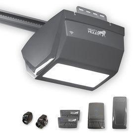 Mighty Mule 3/4 HP DC Smartphone Compatible Garage Door Opener