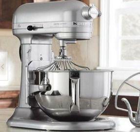 KitchenAid 600 Super Big Capacity 6-Quart Pro Stand Mixer (Refurb)