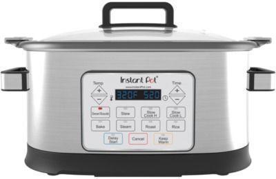 Instant Pot GEm 6-Qt 8-in-1 Programmable Multicooker