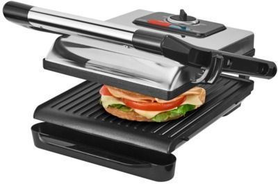 Stainless Steel Panini Press