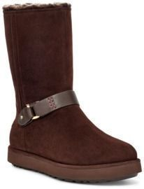 Ugg Women's Classic Berge Genuine Shearling Lined Boots