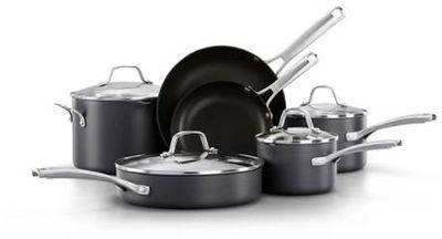 Calphalon Classic 10-pc. Nonstick Cookware Set