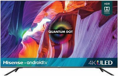Hisense 55 4K HDR LED UHD Android Smart TV