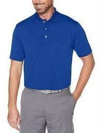 Men's Grand Slam Off Course Classic-Fit Solid Golf Polo