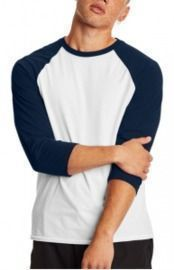 Hanes X-Temp Unisex Performance Baseball Tee