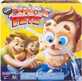 Pimple Pete Game Presented by Dr. Pimple Popper
