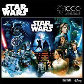 Buffalo Games Star Wars Pinball Art
