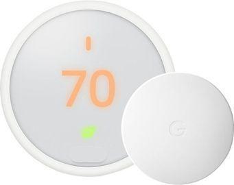 Google Nest Thermostat E w/ Temperature Sensor