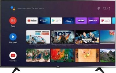 TCL 50 Class 4 Series LED 4K UHD Smart Android TV