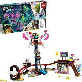 Lego Hidden Side Haunted Fairground Augmented Reality Set