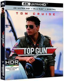 Top Gun 4K Blu-Ray