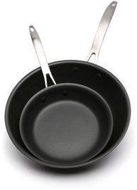 Biltmore Set of 2 Non Stick Frying Pans