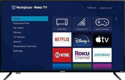 Westinghouse 43 LED Full HD Smart Roku TV (WR43FX2019)