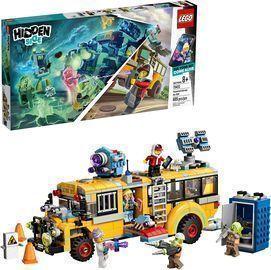 689pc LEGO Hidden Side Paranormal Intercept Bus 70423