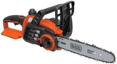 Black + Decker 20V Max Cordless Chainsaw