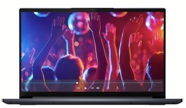 Lenovo IdeaPad Slim 7 14 Laptop w/ Intel i5, 8GB Mem + 512GB SSD