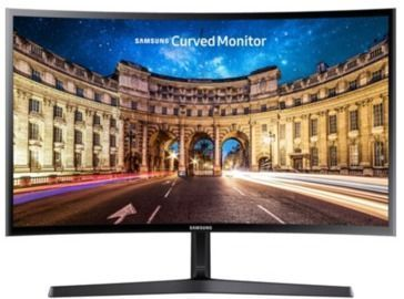 Samsung C27F396FHN 27 Curved Full-HD LED-Backlit Monitor (Reconditioned)
