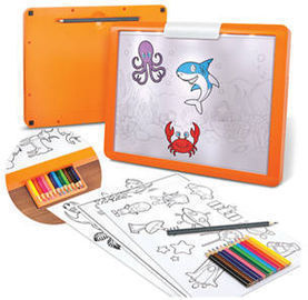 Discovery Kids LED Illuminated Tracing Tablet
