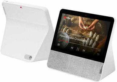 Lenovo 7 Smart Display w/ Google Assistant (ZA5K0012US)