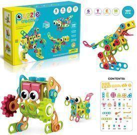 189PCS Educational Construction Engineering Learning Toys