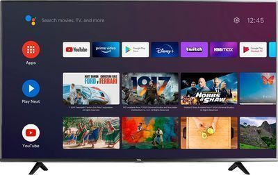 TCL 55 4 Series LED 4K UHD Smart Android TV