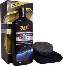 MEGUIAR'S G18216 Ultimate Liquid Wax - 16oz