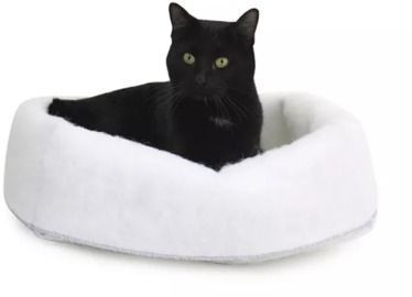 Mysterious Kitty Kuddler Cat Bed