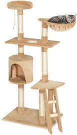 59 Pet Play House Cat Tree Scratcher Condo Furniture
