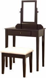Frenchi Furniture Wood 3pc. Vanity Set