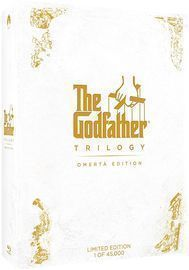 The Godfather Collection: Omerta Edition (Blu-Ray)