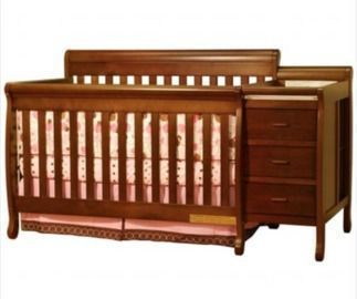 AFG Athena Kimberly 3-in-1 Convertible Crib
