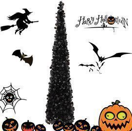 5ft Collapsible Artificial Halloween Christmas Tree