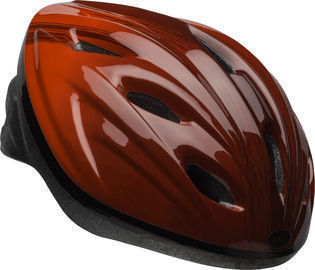 Bell Cruiser Bike Helmet, Red Mercury
