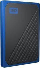 WD My Passport Go 1TB External USB 3.0 Portable Solid State Drive