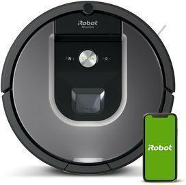 iRobot Roomba 960 Vacuum Cleaning Robot (Certified Refurbished)